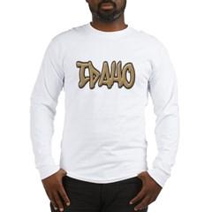 Idaho Graffiti Long Sleeve T-Shirt