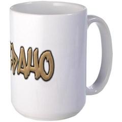 Idaho Graffiti Mug