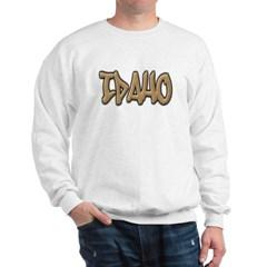 Idaho Graffiti Sweatshirt