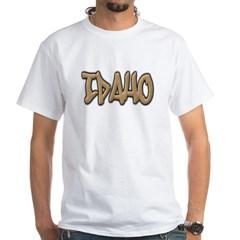 Idaho Graffiti White T-Shirt
