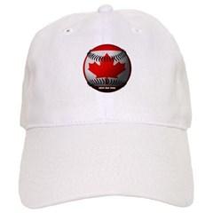 Canadian Baseball Baseball Cap