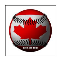 Canadian Baseball Posters