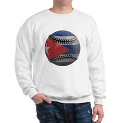 Cuban Baseball Sweatshirt