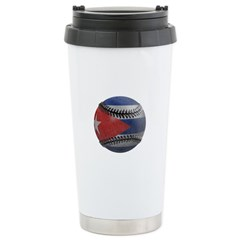 Cuban Baseball Travel Mug