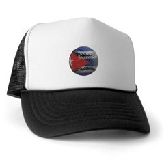Cuban Baseball Trucker Hat