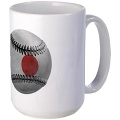 Japanese Baseball Mug
