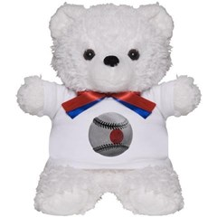 Japanese Baseball Teddy Bear