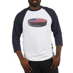 USA Hockey Baseball Jersey T-Shirt