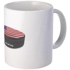 USA Hockey Coffee Mug