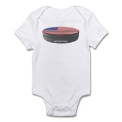 USA Hockey Infant Bodysuit