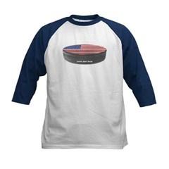 USA Hockey Kids Baseball Jersey T-Shirt