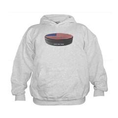 USA Hockey Kids Sweatshirt by Hanes