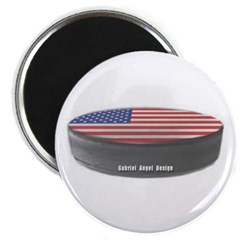 USA Hockey Magnet