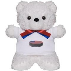 USA Hockey Teddy Bear