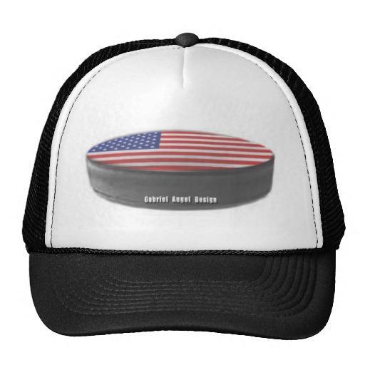 USA Hockey Trucker Hat