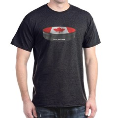 Canadian Hockey Dark T-shirt