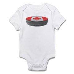 Canadian Hockey Infant Bodysuit