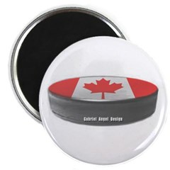 Canadian Hockey Magnet