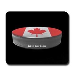Canadian Hockey Mousepad