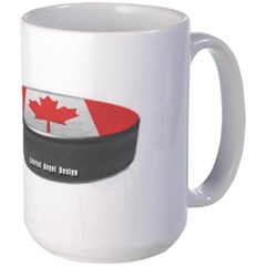 Canadian Hockey Mug