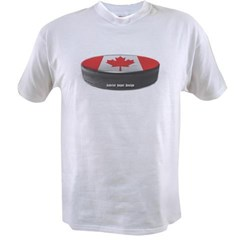 Canadian Hockey Value T-shirt