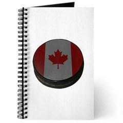 Canadian Hockey Puck Journal