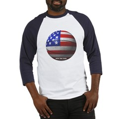USA Basketball Baseball Jersey T-Shirt