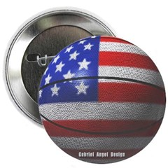 USA Basketball Button