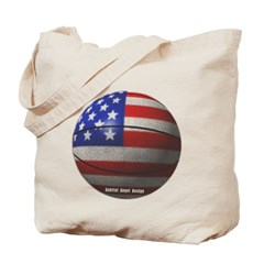 USA Basketball Canvas Tote Bag