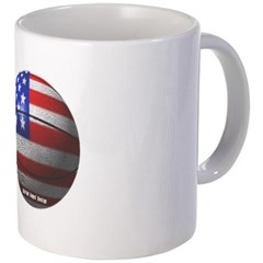 USA Basketball Coffee Mug