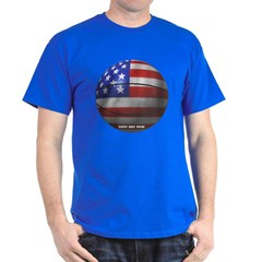 USA Basketball Dark T-shirt