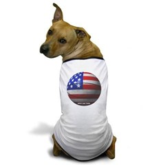 USA Basketball Dog T-Shirt