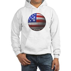 USA Basketball Hooded Sweatshirt