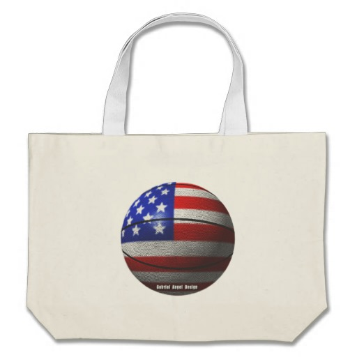 USA Basketball Jumbo Tote
