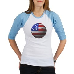 USA Basketball Junior Raglan T-shirt