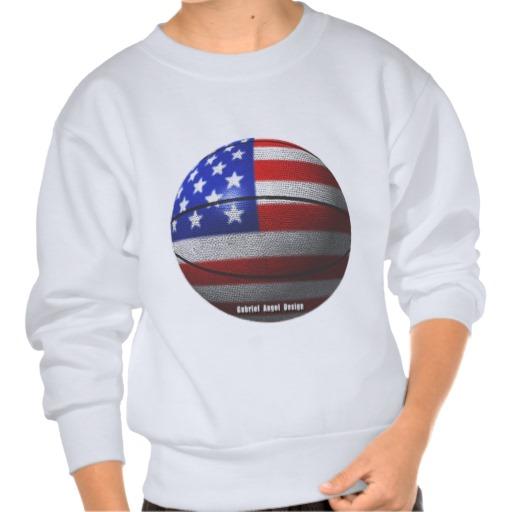 USA Basketball Kids' Hanes ComfortBlend® Sweatshirt
