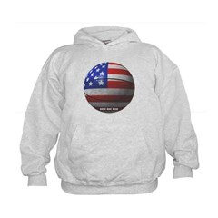 USA Basketball Kids Sweatshirt by Hanes