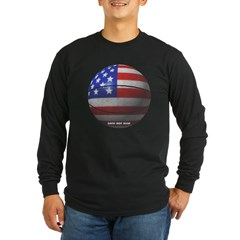 USA Basketball Long Sleeve Dark T-Shirt