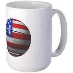 USA Basketball Mug