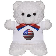 USA Basketball Teddy Bear