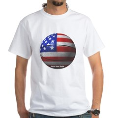 USA Basketball White T-Shirt