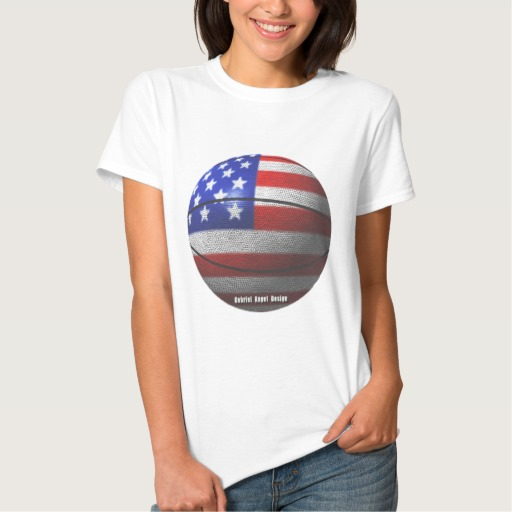 USA Basketball Women's Basic T-Shirt