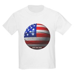 USA Basketball Youth T-Shirt by Hanes