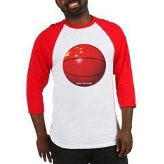 China Basketball Baseball Jersey T-Shirt