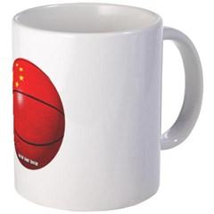 China Basketball Coffee Mug