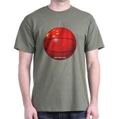 China Basketball Dark T-shirt