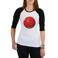 China Basketball Junior Raglan T-shirt