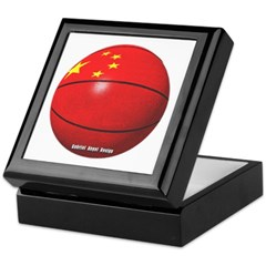 China Basketball Keepsake Box