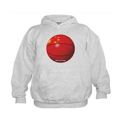 China Basketball Kids Sweatshirt by Hanes