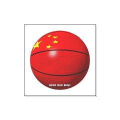 China Basketball Large Posters